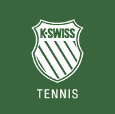 K-Swiss Tennis Logo for Mile 9